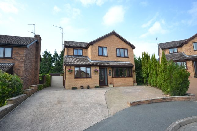 Thumbnail Detached house for sale in Bryn Rhosyn, Abergele