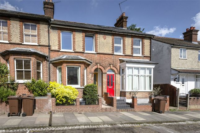 Thumbnail Terraced house for sale in Hart Road, St.Albans