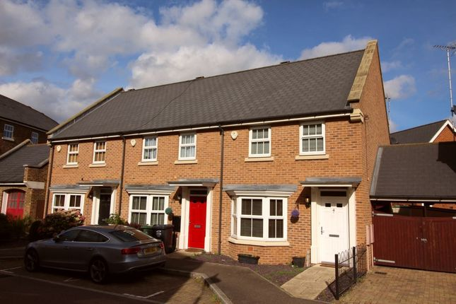 Thumbnail Semi-detached house to rent in Empire Walk, Greenhithe