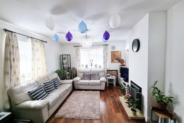 Thumbnail Semi-detached house to rent in Chandos Crescent, Edgware
