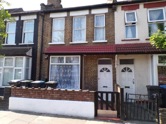 Thumbnail Terraced house for sale in Monmouth Road, Lower Edmonton, London