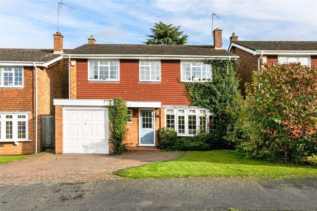 4 bed detached house for sale in Hillcroft Road, Penn, Buckinghamshire