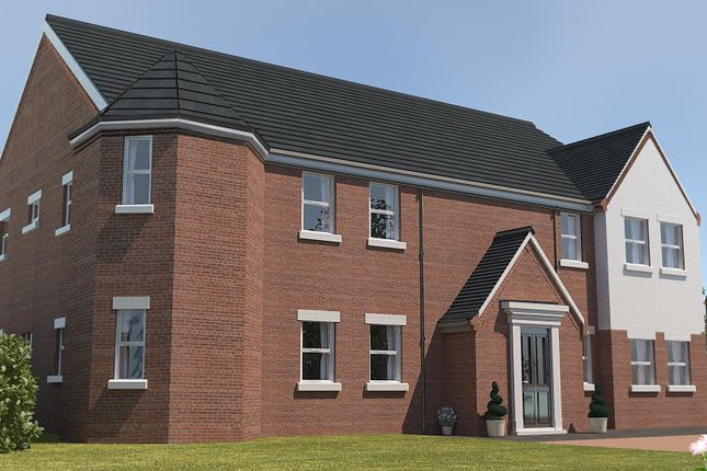 Thumbnail Flat for sale in Lime Tree Park, Chesterfield