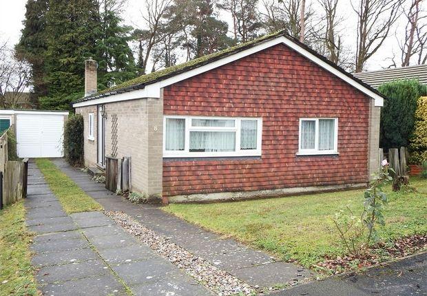 Thumbnail Detached bungalow for sale in Lockwood Close, Farnborough, Hampshire