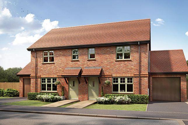 "Thumbnail Property for sale in ""The Broadwell"" at Tangier Lane, Bishops Waltham, Southampton"