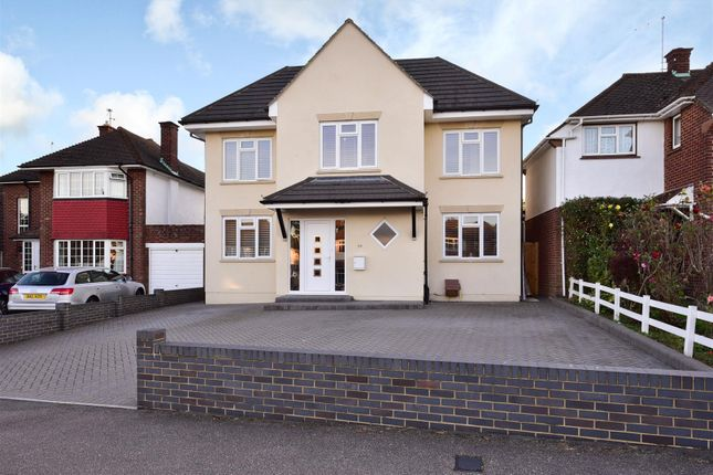 Thumbnail Detached house for sale in The Shrublands, Potters Bar