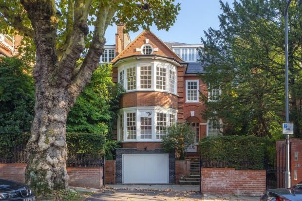 Thumbnail Detached house for sale in Heath Drive, Hampstead, London