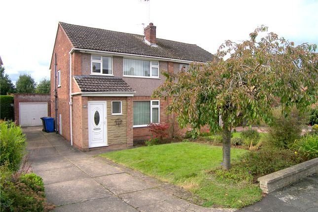3 bed semi-detached house to rent in Portreath Drive, Allestree, Derby DE22