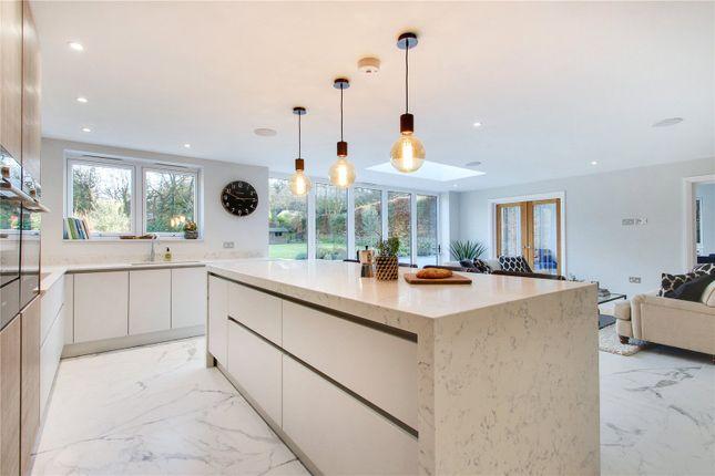 Kitchen of The Rise, Sevenoaks, Kent TN13