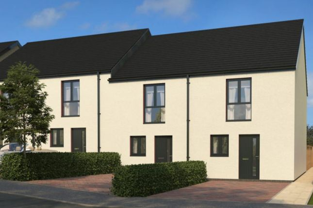 2 bed terraced house for sale in Harford Way, Off Birch Road, Landkey, Devon