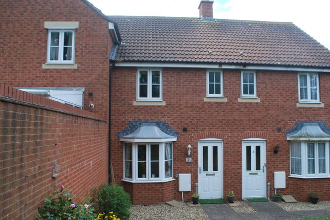 Thumbnail Semi-detached house to rent in Salterton Court, Exmouth
