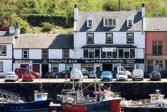 Thumbnail Commercial property for sale in Harbour Street, Tarbert
