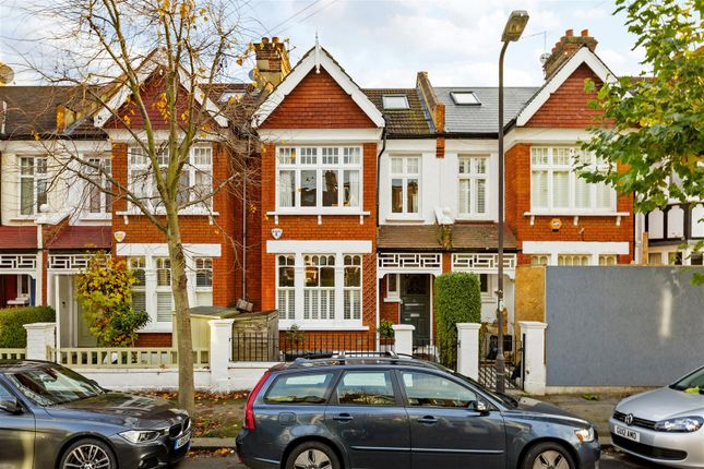 Thumbnail Terraced house for sale in Stuart Road, London