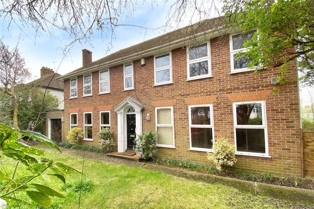 Thumbnail Detached house for sale in Cornwall Road, Littlehampton