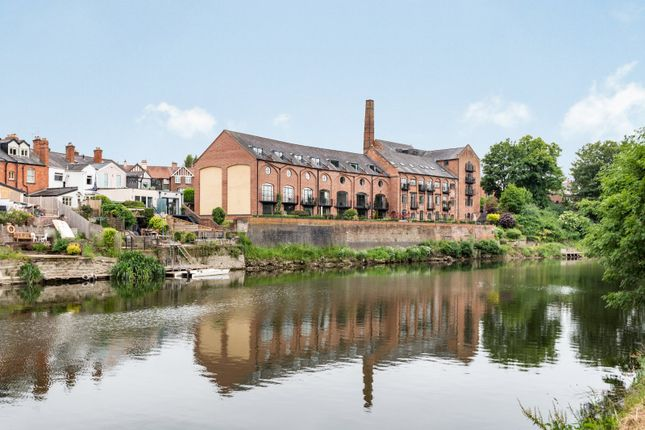 Thumbnail Flat for sale in The Brewery, Longden Coleham, Shrewsbury