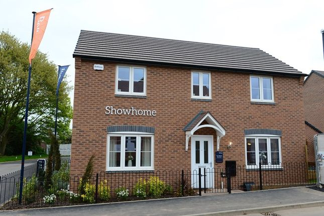 Thumbnail Detached house for sale in Blackberry Lane, Coventry West Midlands