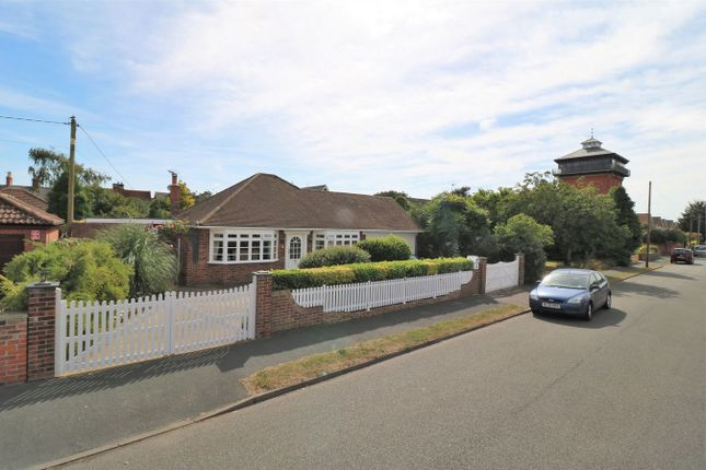 Thumbnail Detached bungalow for sale in Tower Road, Wivenhoe, Essex