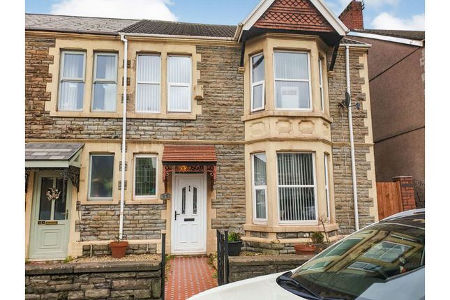 4 bed semi-detached house for sale in Grange Street, Port Talbot SA13