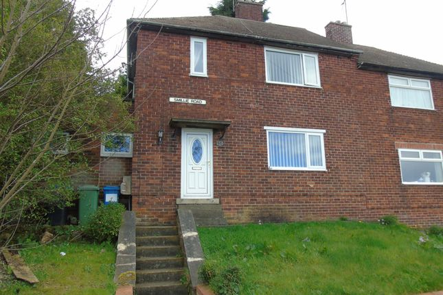 Thumbnail Semi-detached house for sale in Smillie Road, Horden, Peterlee