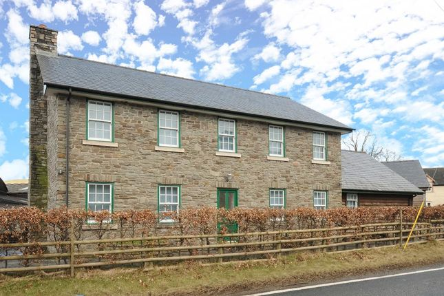 Thumbnail Detached house to rent in Llandegley, Llandrindod Wells