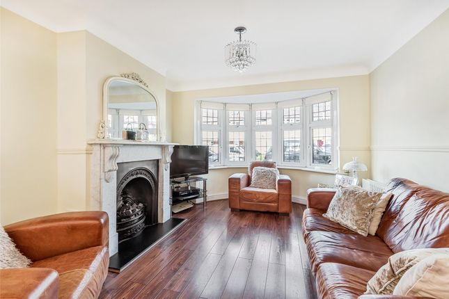 Thumbnail Terraced house for sale in Riverside Drive, Mitcham, Surrey