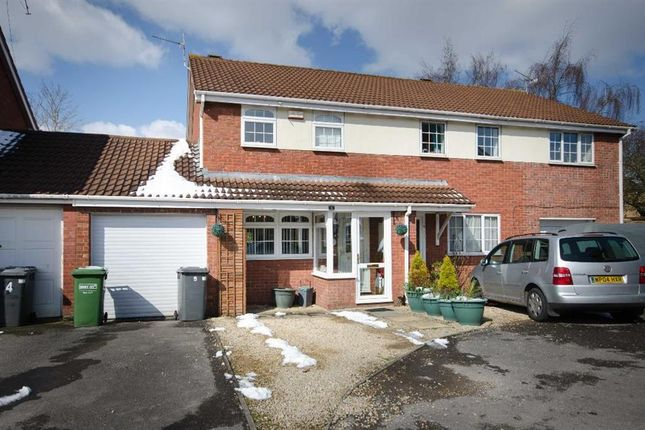 Thumbnail Semi-detached house for sale in Epsom Close, Downend, Bristol