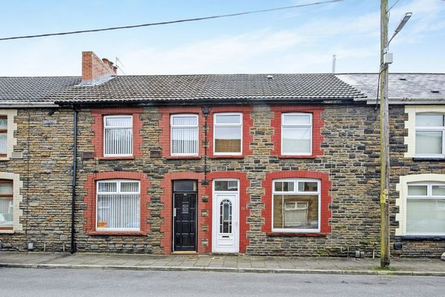 Thumbnail Terraced house for sale in Francis Street, Pontypridd, Mid Glamorgan