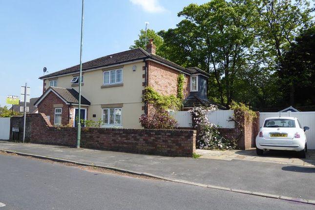 Thumbnail Detached house for sale in Richmond Avenue, Burscough, Ormskirk