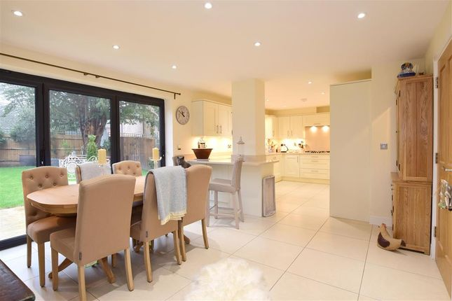 Thumbnail Detached house for sale in Park Farm Close, Maresfield, Uckfield, East Sussex