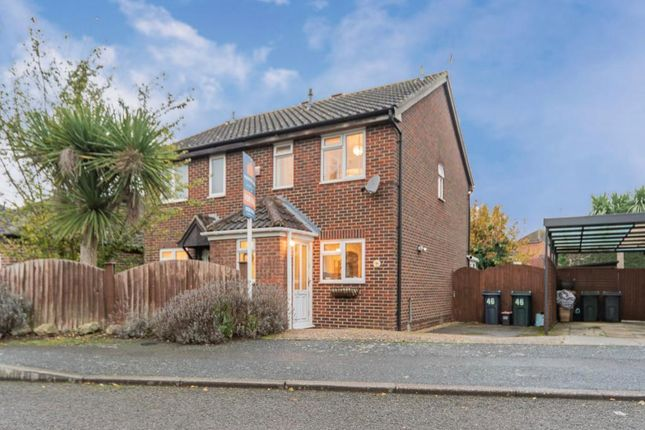 2 bed semi-detached house for sale in Essella Park, Ashford, Kent TN24