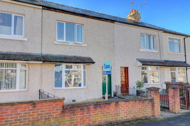 Thumbnail Terraced house for sale in Carnegie Street, Dumfries