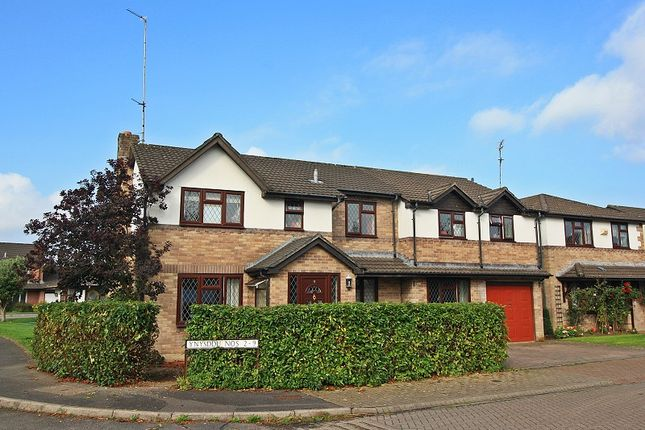 Thumbnail Detached house for sale in Ynysddu, Pontyclun, Rhondda, Cynon, Taff.