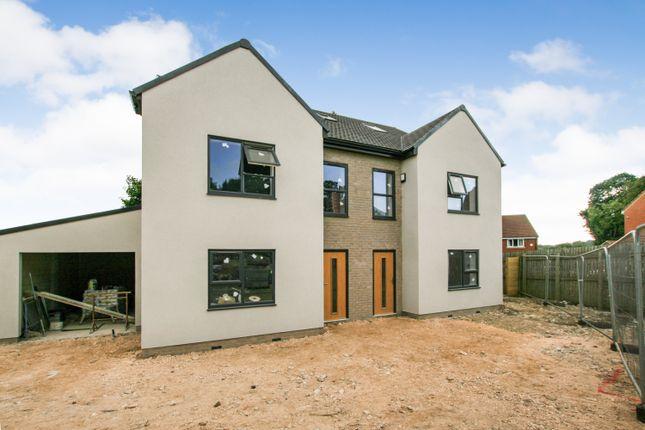 4 bed semi-detached house for sale in Plot 5, Stubley Mews, Dronfield, Derbyshire S18