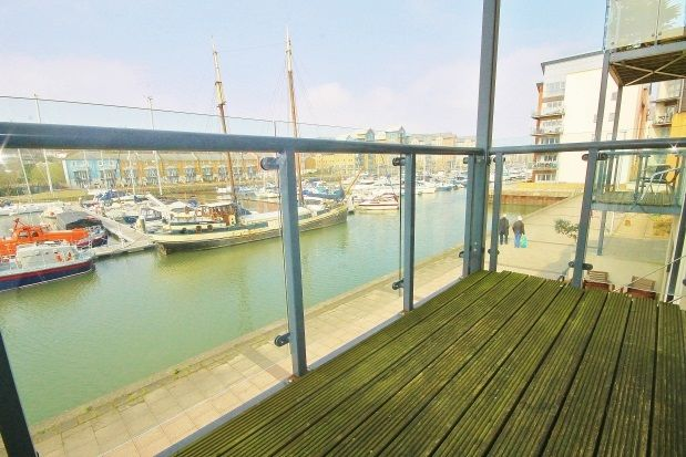 Thumbnail Flat to rent in The Anchorage, Portishead, Bristol