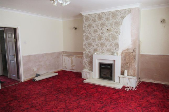 Living Room of Katherine Street, Ashington NE63