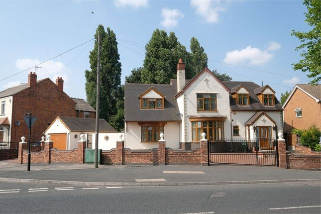 Thumbnail Detached house for sale in Bilston Lane, Willenhall, West Midlands