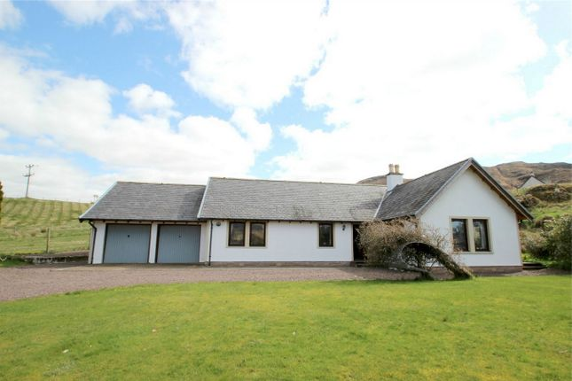 Thumbnail Detached house for sale in Carron View, Achintee, Strathcarron, Highland
