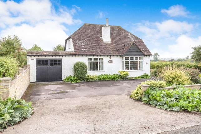 Thumbnail Bungalow for sale in Two Hedges Road, Woodmancote, Cheltenham, Gloucestershire