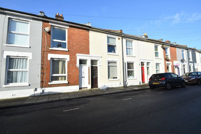 Thumbnail Terraced house to rent in Esslemont Road, Southsea, Hampshire