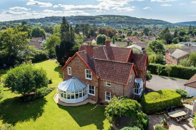 Thumbnail Detached house for sale in Belmont Road, Winscombe