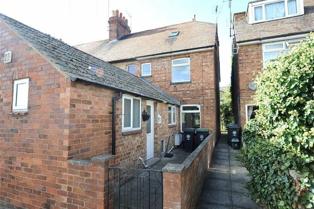 Thumbnail Terraced house for sale in Lime Terrace, Irthlingborough, Wellingborough