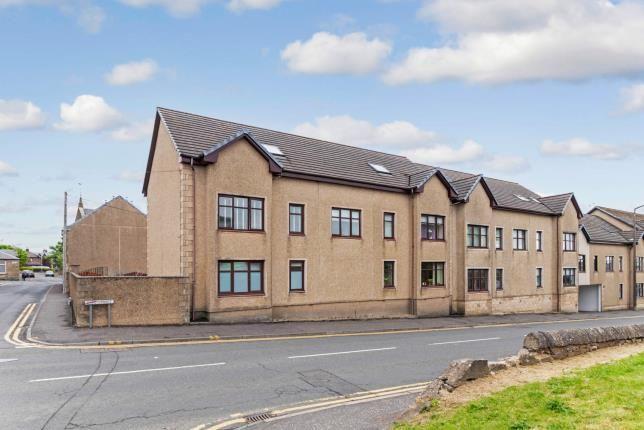 Thumbnail Flat for sale in New Street, Stewarton, Kilmarnock, East Ayrshire