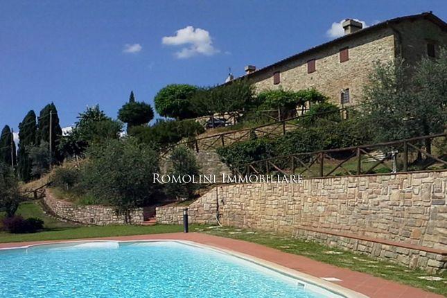 Thumbnail Farmhouse for sale in Reggello, Tuscany, Italy