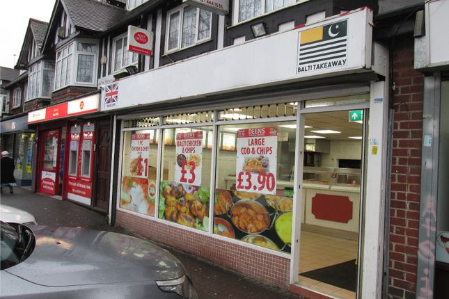 Thumbnail Retail premises to let in Yardley Wood Road, Moseley, Birmingham