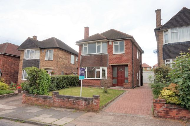 Thumbnail Detached house to rent in Bankfield Drive, Nottingham