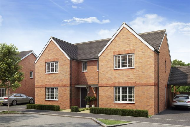 "3 bed detached house for sale in ""The Hatfield"" at Hyton Drive, Deal"