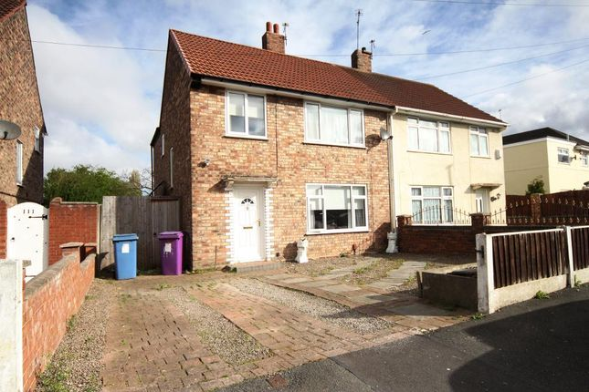Thumbnail Semi-detached house to rent in Barford Road, Huntscross, Liverpool