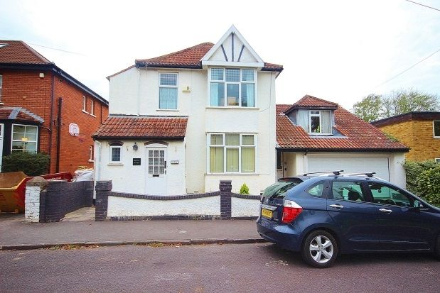 Thumbnail Detached house to rent in Canford Lane, Westbury-On-Trym, Bristol