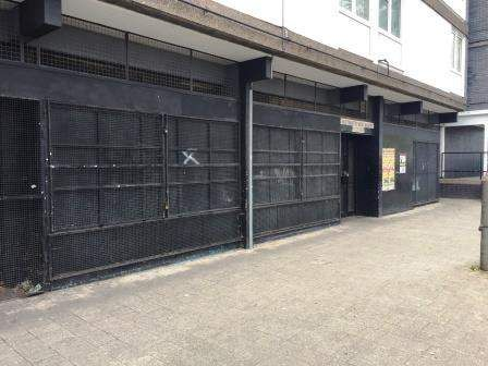 Thumbnail Retail premises for sale in Carmichael Close, Winstanley Estate, London