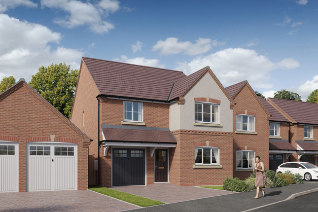 Thumbnail Detached house for sale in The Birkdale, Palmerston Drive, Tividale, Oldbury